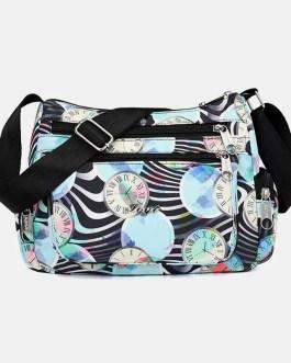 Fashion Nylon Casual Shoulder Crossbody Bag