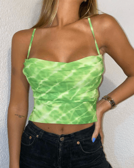 Fashion Club Outfits Camis Ruched Vest Tops