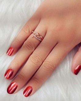 Rings Finger Jewelry Rhinestone