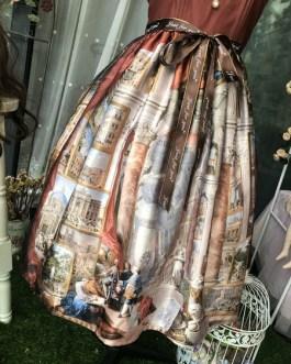 Classic Lolita JSK Dress Royal Gallery Jumper Skirts