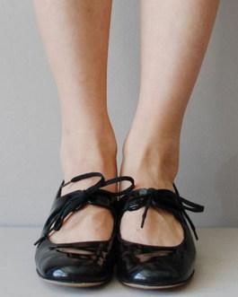 Pumps Retro Round Toe Chunky Heel Strap Adjustable Mid-low Heel Shoes