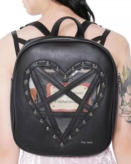Steampunk Lolita Rivet Backpack Bag
