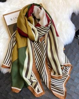 Fashion Geometric Printed Shawls