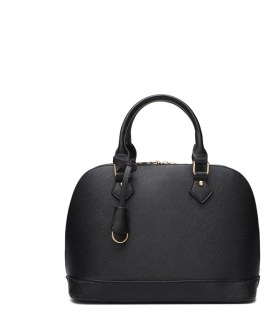 Casual Leather Handbags Large Capacity Brief Shoulder Bags