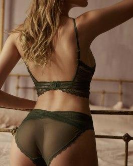 Sexy Lace Underwear High Quality Lace Bra Set