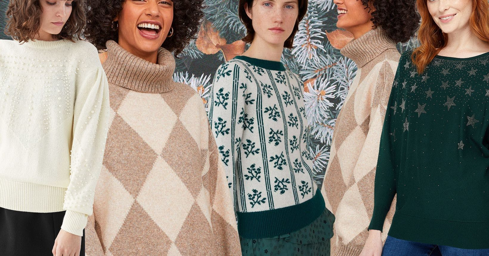 Read more about the article STYLISH WINTER SWEATERS FOR WOMEN