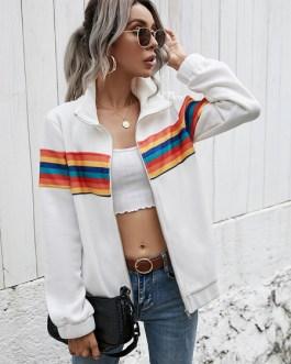 Long Sleeves Wind-Proof Polyester Hooded Sweatshirt