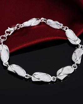 Charms Bangle Slippers Bracelets Jewelry