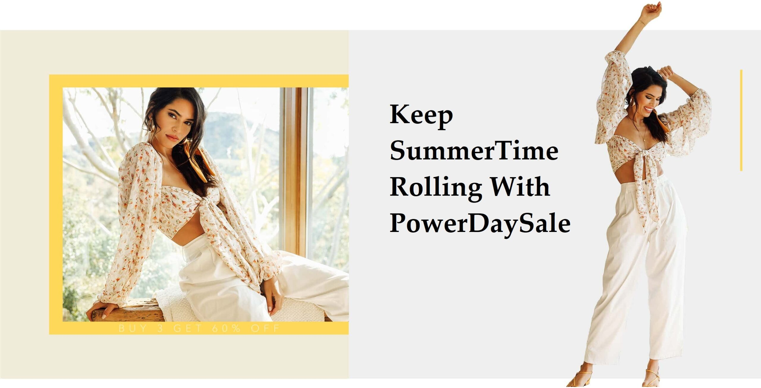 Read more about the article Keep summertime rolling With PowerDaySale