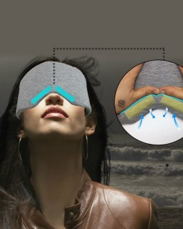 Fast Sleeping Eye Soft Portable Blindfold Travel Slaapmasker
