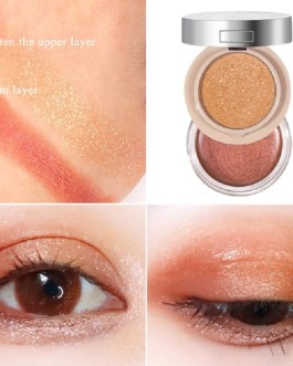 Colorful Quicksand Liquid Double Layer Eyeshadow