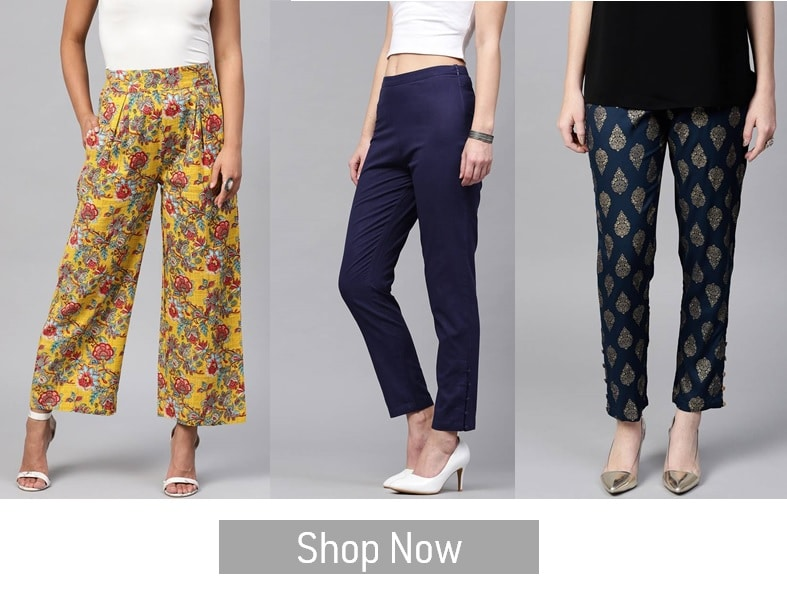 You are currently viewing The most common Pant styles