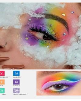 Colorful Dream Matte Makeup Eyeshadow Palette
