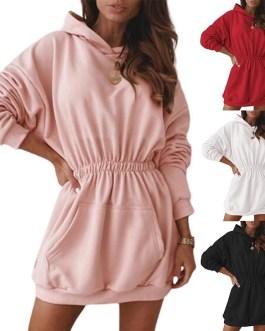 Hoodies Pullover Long Sleeve O Neck Sweatshirts