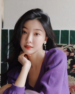 Korean Asymmetrical Petals Earrings