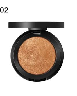 Shimmer Brightener Contour Bronzer Highlighter Makeup Palettes