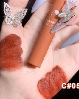 Strawberry Mud Lip matte Lip Glaze sexy lipstick