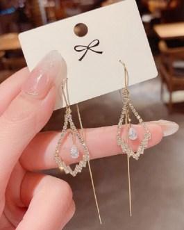 Punk Metal Earring Trendy Jewelry Elegant
