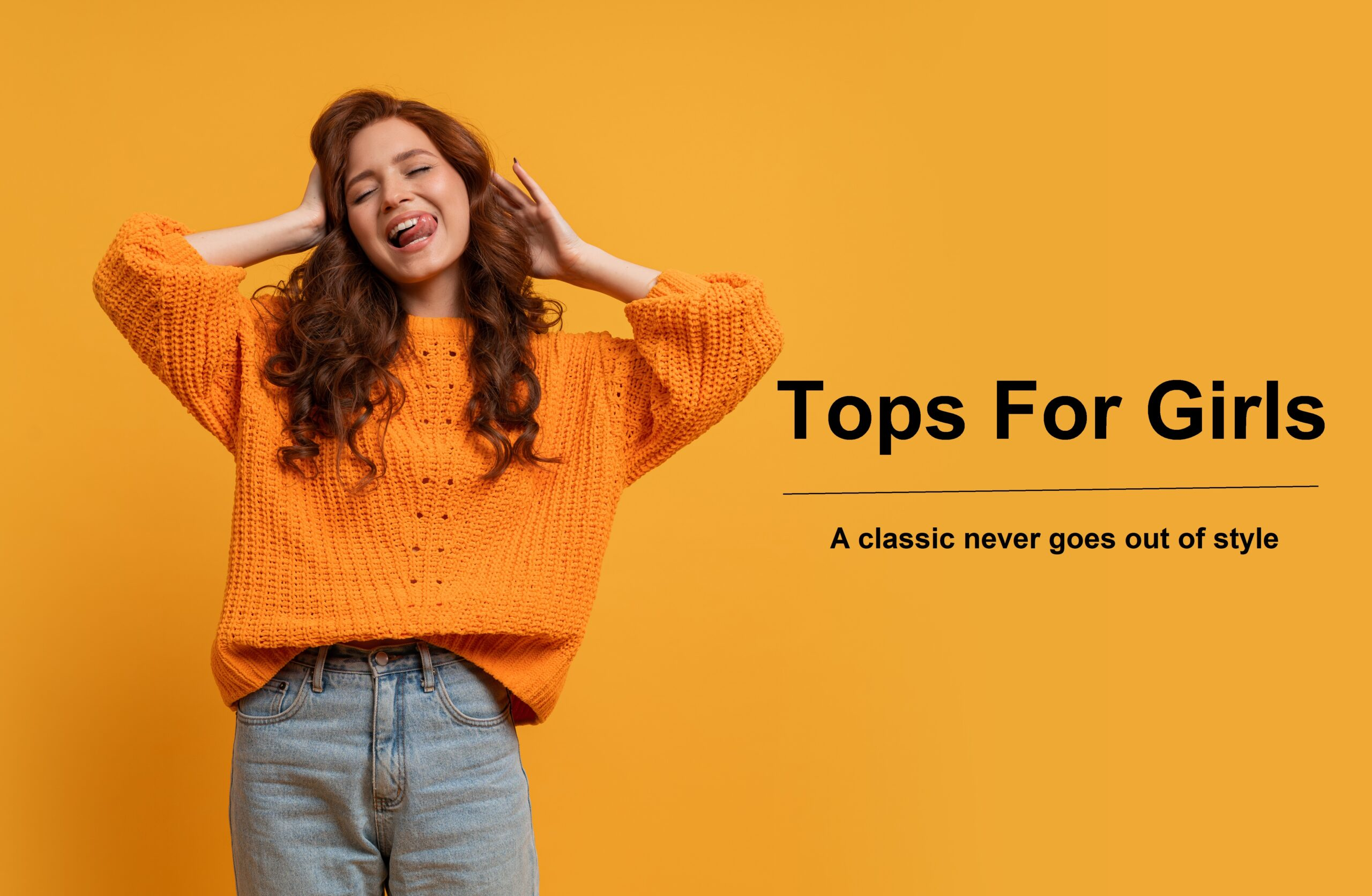Read more about the article Tops For Girls
