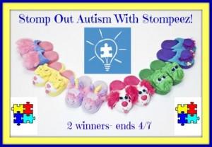 Stompeez autism