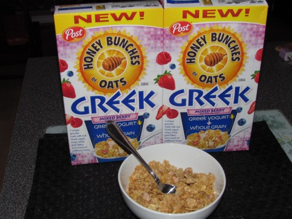 Yummy Cereal