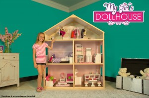 SWEET SUITE DOLLHOUSE