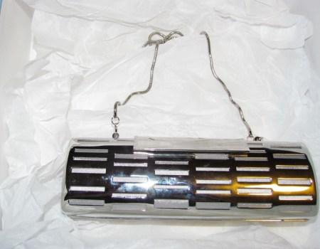 lighted designer handbag