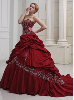 dressfirst red wedding