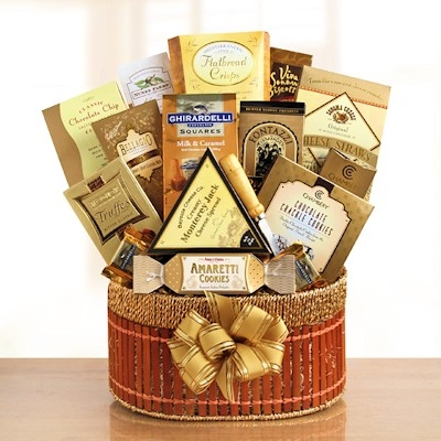 golden delicious basket