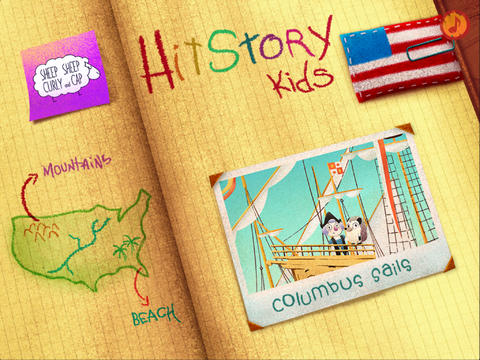 HitStory App for Children
