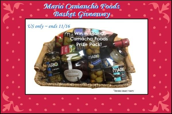 mario comancho foods