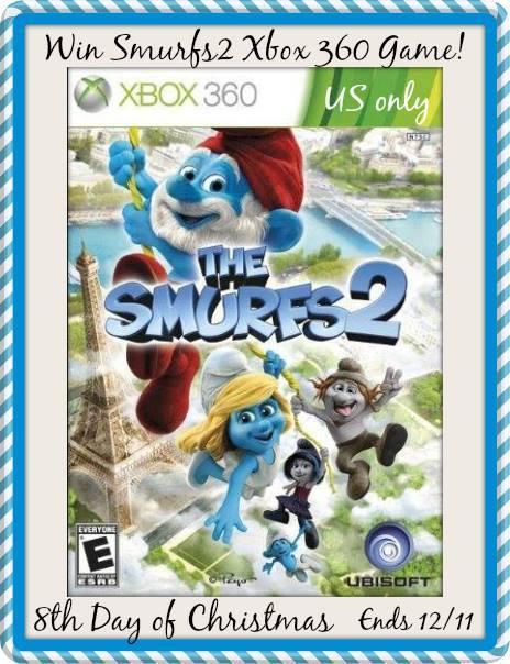 Smurfs Xbox 360