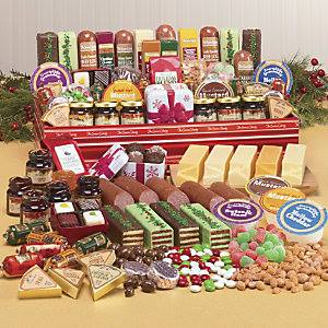 Swiss Colony Food Basket