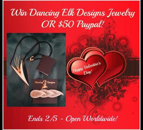 dancing elk 50 paypal
