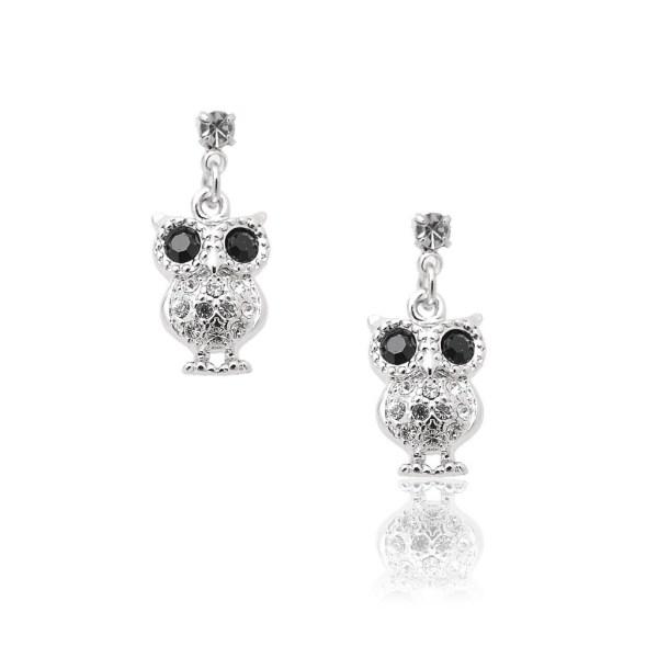 owl earrings 2