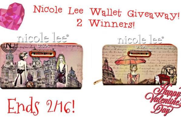 Nicole lee wallets