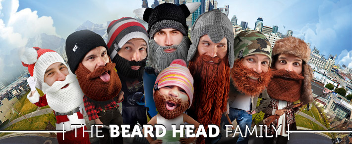 beard head family