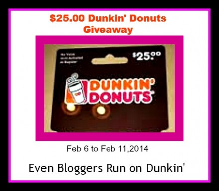 dunkin donuts 25
