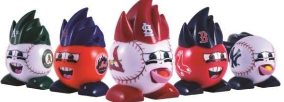 MLB candy dispenser