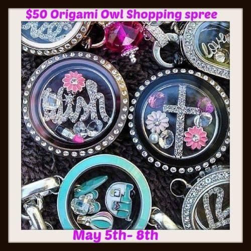 50 origami owl