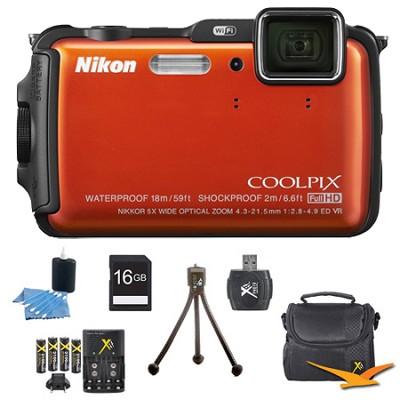 Nikon COOLPIX AW120 camera