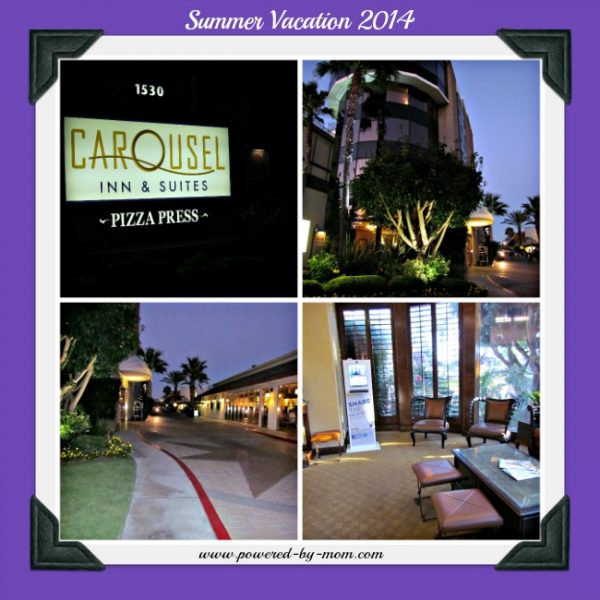 Carousel Inn and Suites Collage 2014