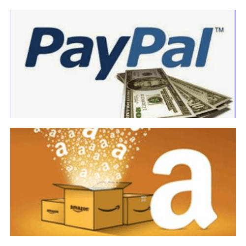 amazon paypal flash