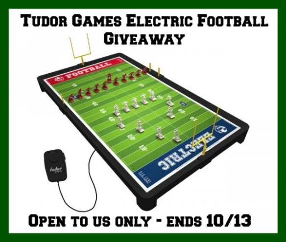 db961a90 Tudor Games Red Zone Electric Football Review & Giveaway - Powered ...