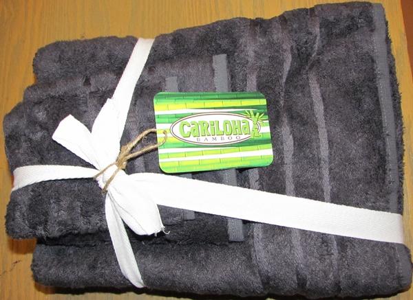 cariloha towel set