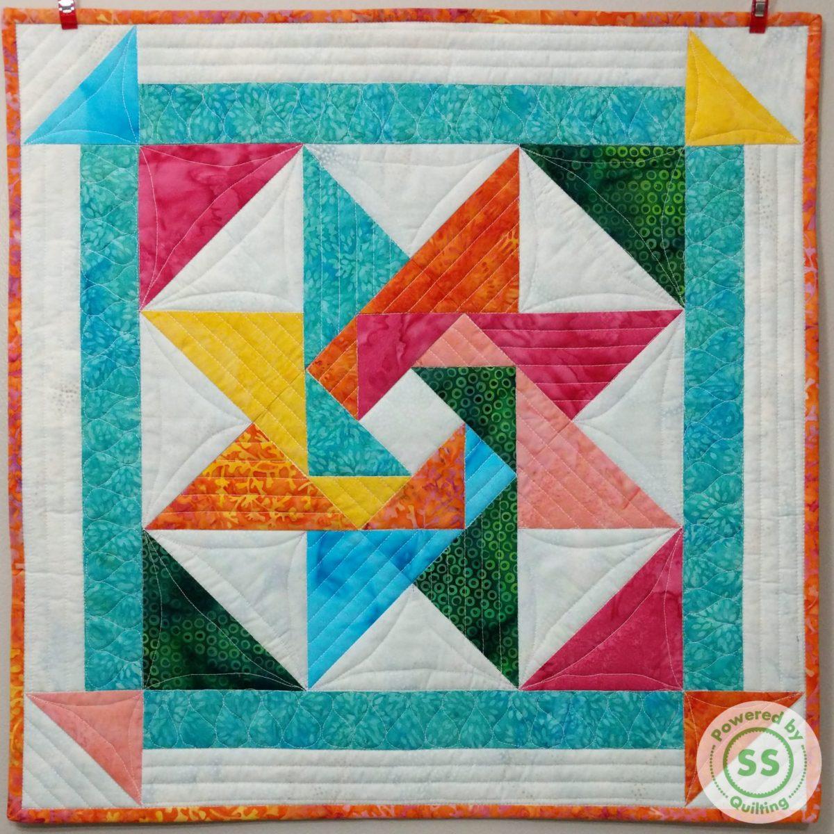 Mini Quilt Challenge!