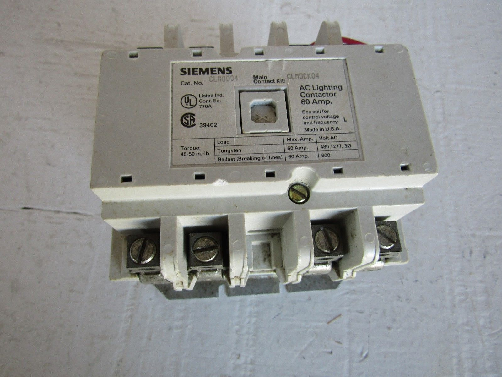 120v coil contactor wiring diagram generator coil wiring diagram wiring diagram new siemens clm0d04 4 pole 60a lighting and heating contactor 120v coil 232036314545 4fit cheapraybanclubmaster Gallery