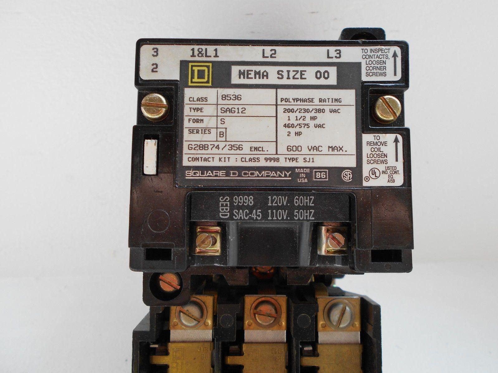 Nema Size 1 Motor Starter Wiring Diagram Free Download