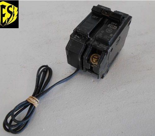 Fpe 2 Pole 30 Amp Breaker