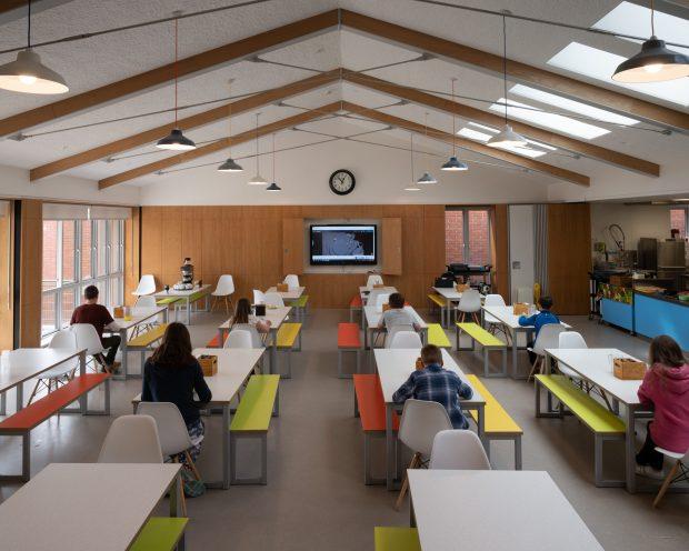 Covid-19 classroom